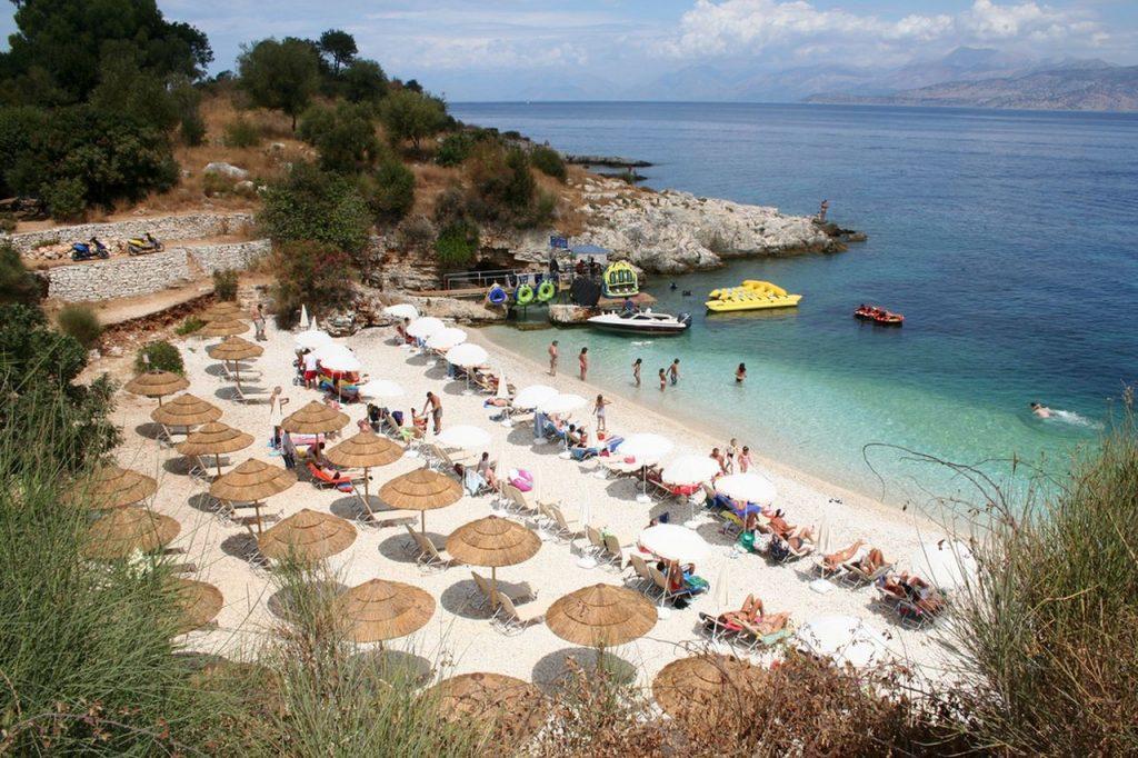 Παραλία Κανόνι Κασσιόπης - Κέρκυρα | Terrabook