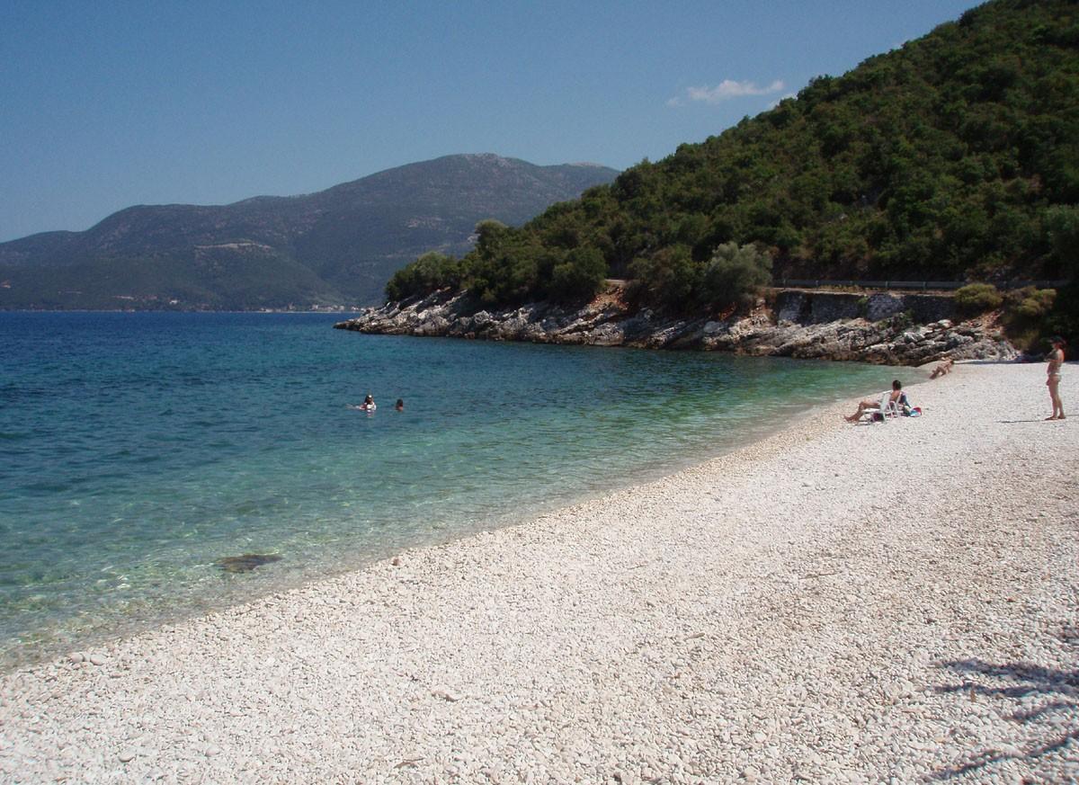 Αποτέλεσμα εικόνας για Κεφαλονιά παραλία Εμπλυση