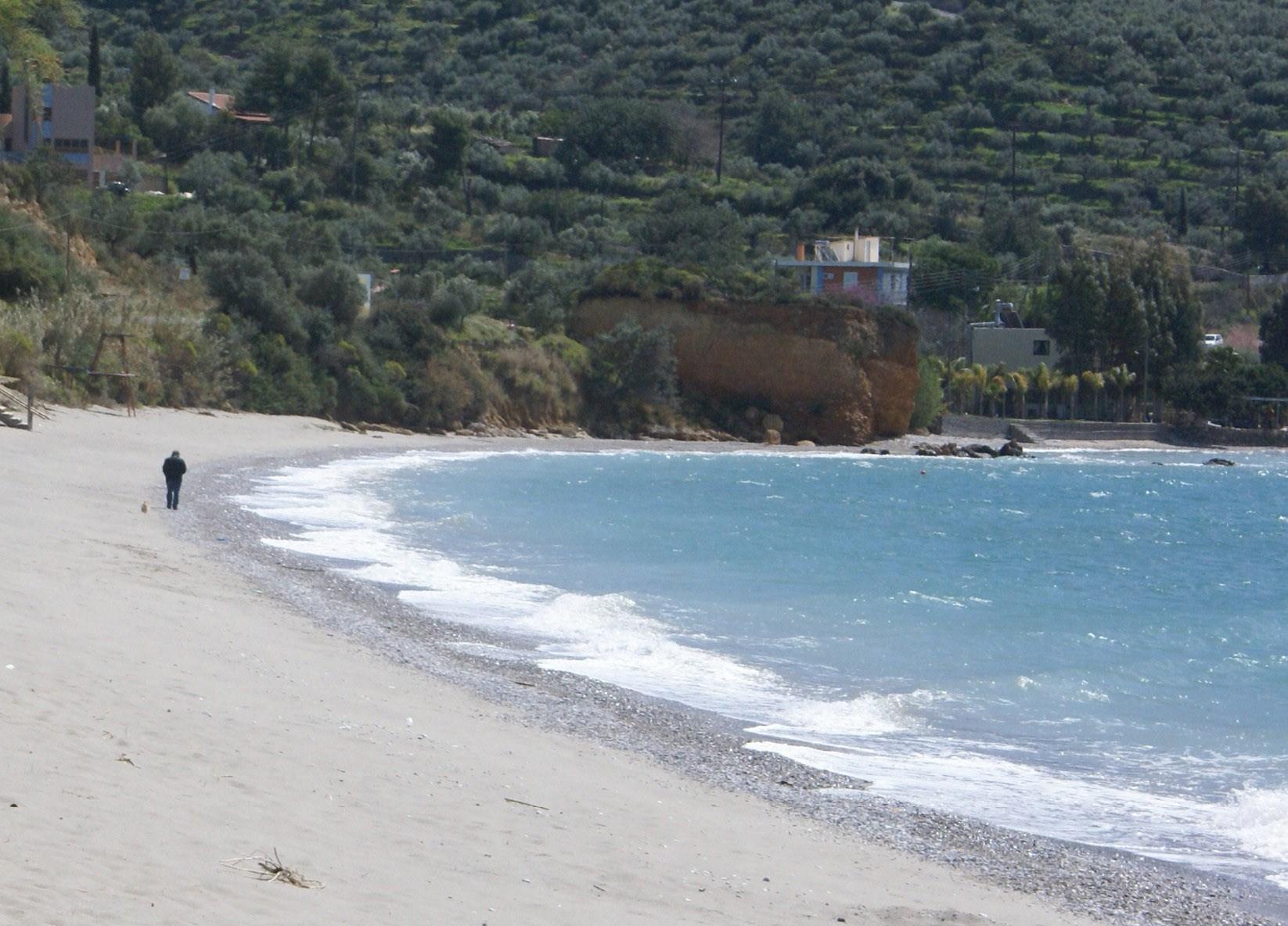 Beach of Kalamata Messinia Terrabook